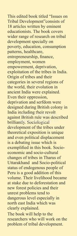 Issues on Tribal Development