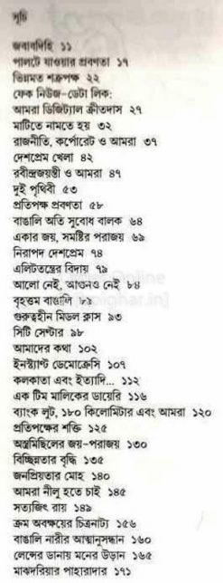 Bangalir Shirdara