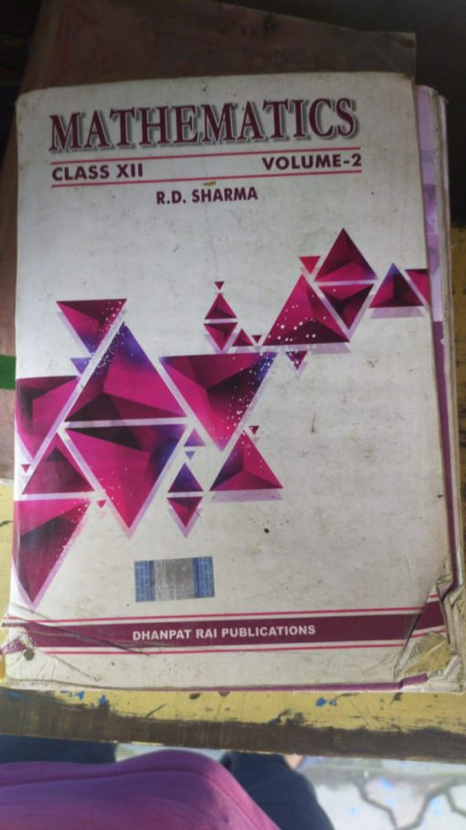 Mathematics (Class XII - Vol. 2)