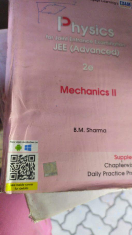 Physics - JEE (Advanced) - Mechanics II