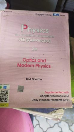Physics - JEE (Advanced) - Optics and Modern Physics