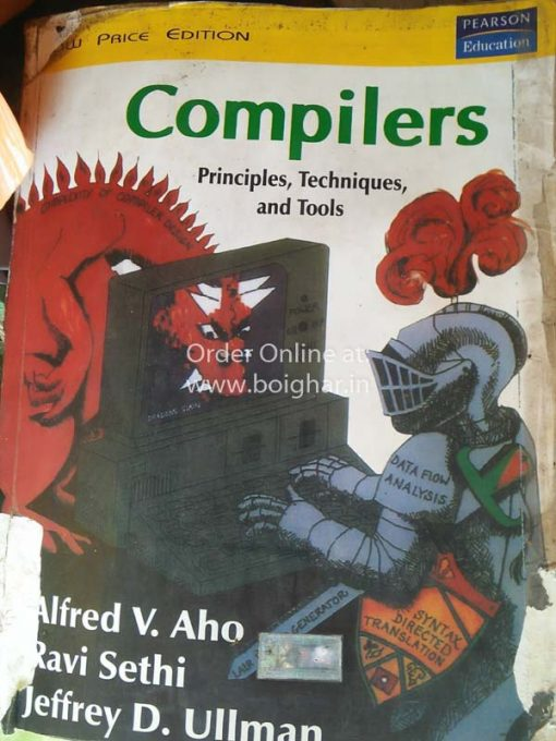 Compilers Principles, Techniques And Tools