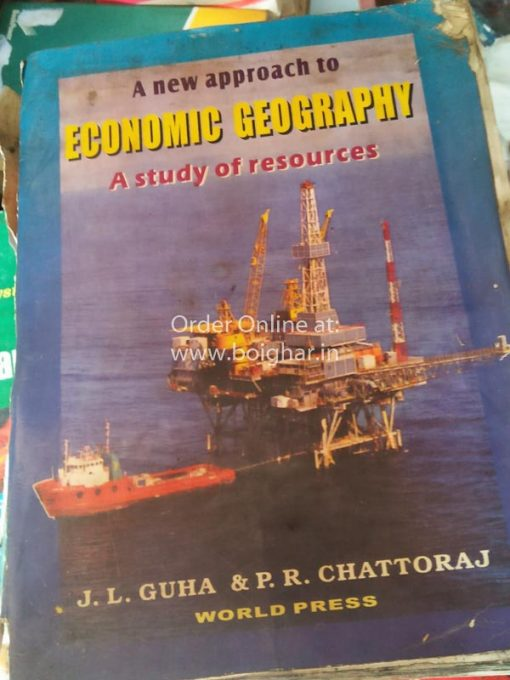 A New Approach To Economic Geography Astudy Of Resources