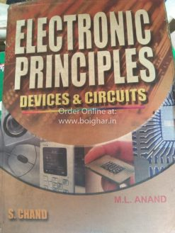 Electronic Principles Devices & Circuits