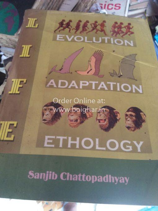 Life Evolution Adaptation Ethology