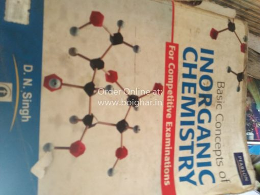 Basic Concepts Of Inorganic Chemistry For Competitive Examination
