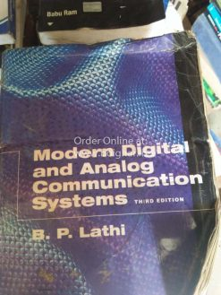 Modern Digital And Analog Communication System