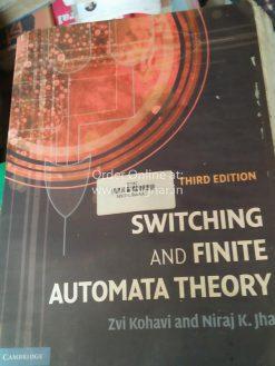Switching And Finite Automata Theory